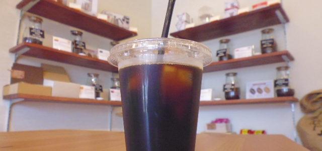 アイスコーヒーテイクアウト始めました!